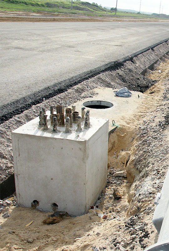 бетон фа